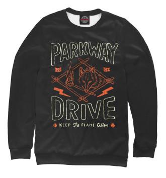 Женский Свитшот Parkway Drive
