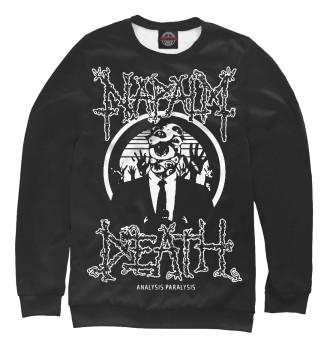 Женский Свитшот Napalm Death