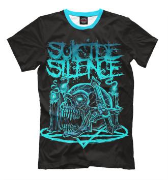 Мужская Футболка Suicide Silence
