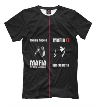 Мужская Футболка Mafia