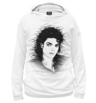 Женское Худи Майкл Джексон