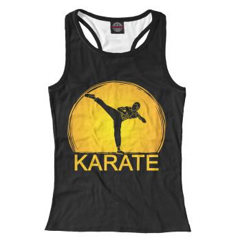 Женская Борцовка Karate