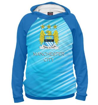 Мужское Худи Manchester City