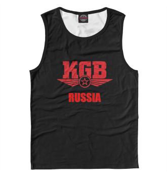 Мужская Майка КГБ