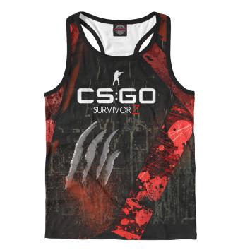 Мужская Борцовка CS:GO /  Survivor Z