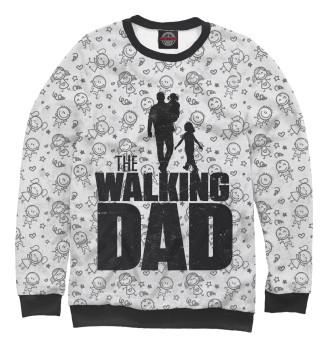 Мужской Свитшот Walking Dad