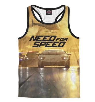 Мужская Борцовка Need For Speed