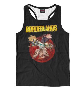 Мужская Борцовка Игра Borderlands