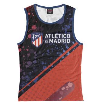 Женская Майка Atletico Madrid