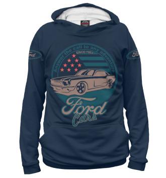 Мужское Худи Ford
