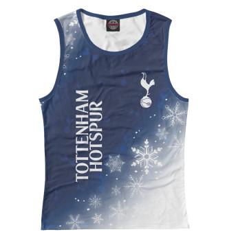 Женская Майка Tottenham Hotspur - Snow