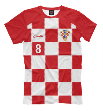 Мужская Футболка Матео Ковачич - Сборная Хорватии