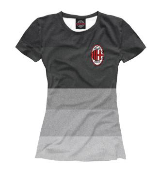 Женская Футболка Милан