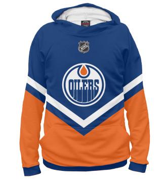 Худи Edmonton Oilers