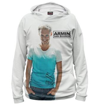 Мужское Худи Armin van Buuren
