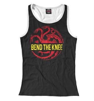 Женская Борцовка Bend the knee