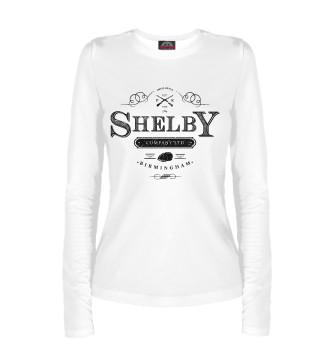 Женский Лонгслив Shelby Company Limited