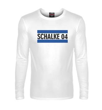 Мужской Лонгслив Schalke 04