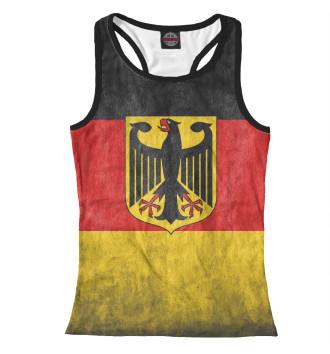 Женская Борцовка Флаг Германии