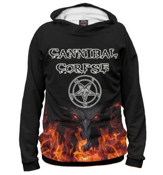 Мужское Худи Cannibal Corpse