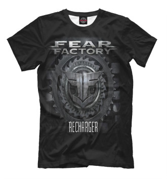 Мужская Футболка Fear Factory
