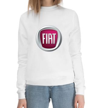 Женский Хлопковый свитшот FIAT
