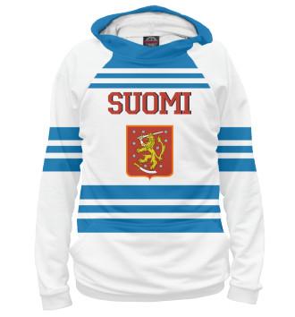 Женское Худи Сборная Финляндии
