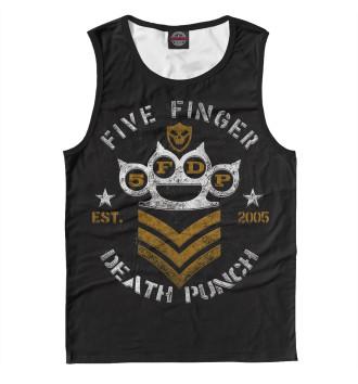 Мужская Майка Five Finger Death Punch