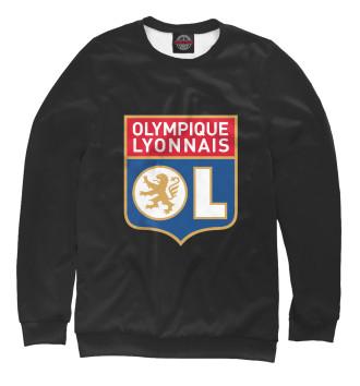 Мужской Свитшот Olympique lyonnais