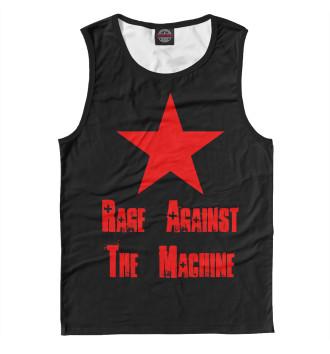 Мужская Майка Rage Against the Machine