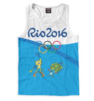 Мужская Борцовка Олимпиада Рио-2016