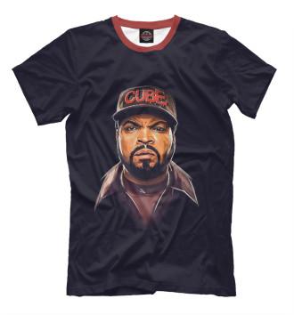 Мужская Футболка Ice Cube