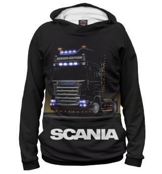 Женское Худи Scania