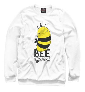 Женский Свитшот Bee different