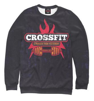 Мужской Свитшот Crossfit