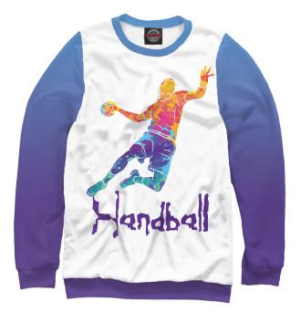 Женский Свитшот Handball