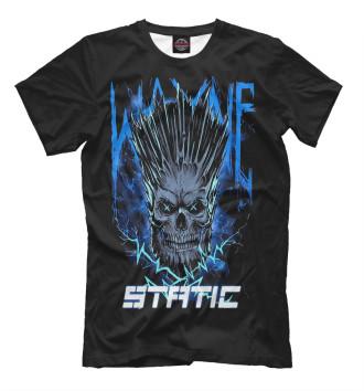 Мужская Футболка Static-X