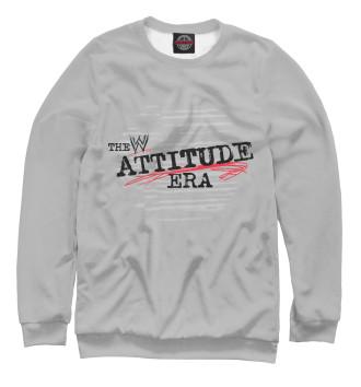Женский Свитшот WWF Attitude Era