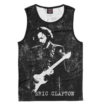 Мужская Майка Eric Clapton