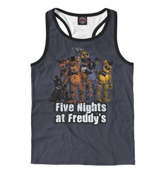 Мужская Борцовка Five Nights At Freddy\'s