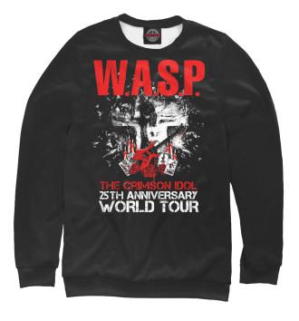Женский Свитшот W.A.S.P. тур 2017