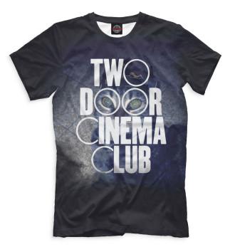 Мужская Футболка Two Door Cinema Club