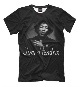 Мужская Футболка Jimi Hendrix