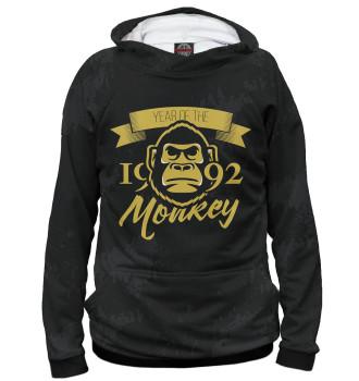 Мужское Худи Год обезьяны — 1992