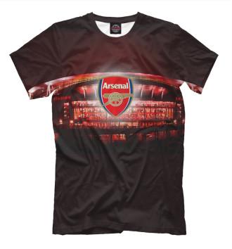 Мужская Футболка FC Arsenal London