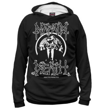 Женское Худи Napalm Death