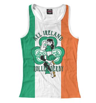 Женская Борцовка Ирландия, Roller Derby