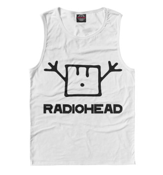 Мужская Майка Radiohead