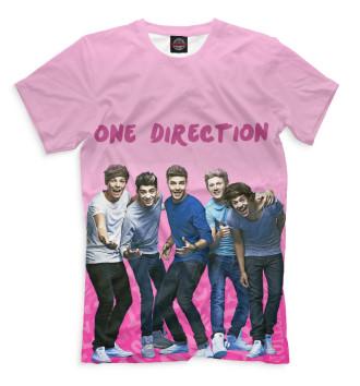 Мужская Футболка One Direction