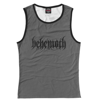 Женская Майка Behemoth